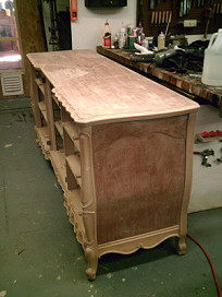 Dresser Refinishing by The Restoration Studio LLC